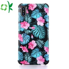 Factory making for PC Phone Cover Hot Selling Flowers Pattern PC Cell Phone Case export to Japan Manufacturers