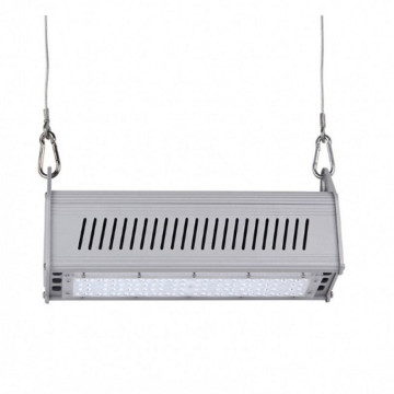 200W Linkable Aluminium Linear LED High Bay Light
