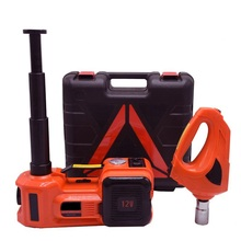 3.5T Electric Hydraulic Jack With Inflator Impact Wrench
