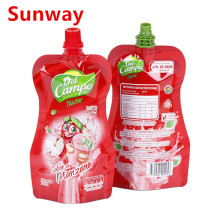 Special for Foil Drink Pouch Printed Plastic Fruit Bag export to South Korea Suppliers