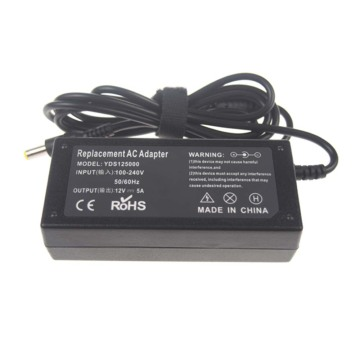 12V 5A ac dc power supply with dc5.5*2.5mm