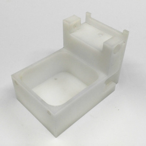 CNC machined plastic parts