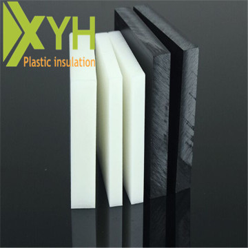 Engineering Plastic Copolymer Acetal Derlin POM Board