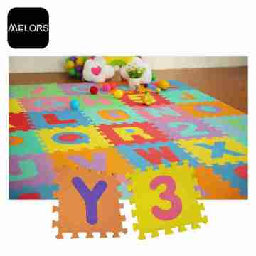 Baby Play Mat Non Smell Numbers & Letters Puzzle Mat