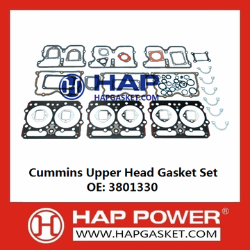Cummins Upper Head Gasket Set 3801330
