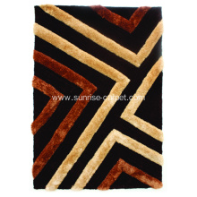 Tabel Tufted Shagy Rug with 3D modern design