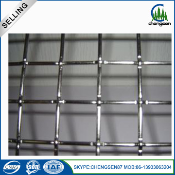 Hot Dipped Galvanized Square Crimped Mesh