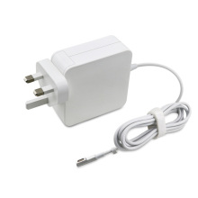 45w UK Plug Magsafe1 L-tip Macbook Power Adapter