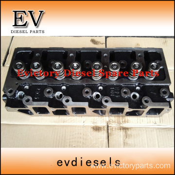4TN78E cylinder head block crankshaft connecting rod