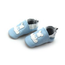 Cheap Soft Infant Shoes Baby and Kids Leather Footwear