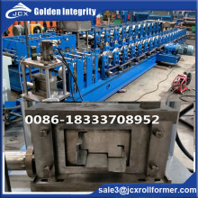 Bottom price for Offer Door Guide Rail Forming Machine,U Shape Roll Forming Machine,Cold Roll Forming From China Manufacturer Door frame metal roll forming machine export to Italy Importers