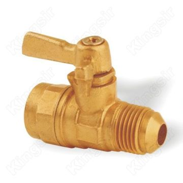 "High quality factory for Water Heater Gas Valve Brass Mini Ball Valve 3/8""X3/8"" export to Russian Federation Importers"