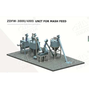 UNIT FOR MASH FEED