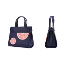 Fruit decoration handbag shoulder bag