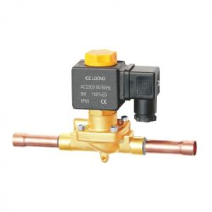 Best Price on for Solenoid Valve Refrigeration parts solenoid valve export to Armenia Suppliers