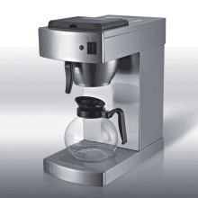electric stainless steel drip coffee maker