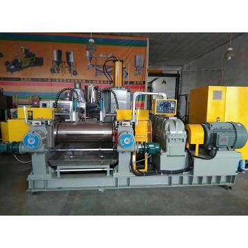 Open Mixing Mill with Auto Cutting Device