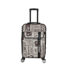 EVA Coated Fabric Soft Luggage
