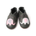 Infant Soft Leather Slip on Baby walking shoes