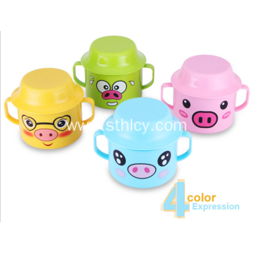 304 Children Stainless Steel Snack Cup 4 Colours