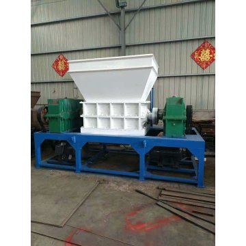 Scrap Tire Shredding Equipment machine