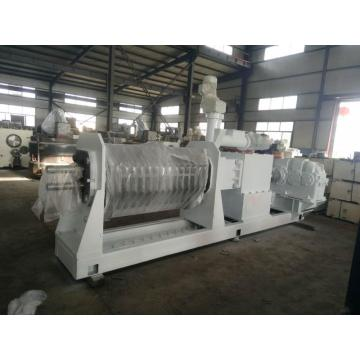 Large Capacity For Vegetable Oil Cold Press Machine