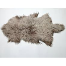 10 Years manufacturer for Mongolian Fur Fabric Mongolian Lamb Fur Sheepskin Rug export to Sweden Factories