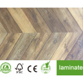 Parquet 12mm V-groove Floor Uniclick