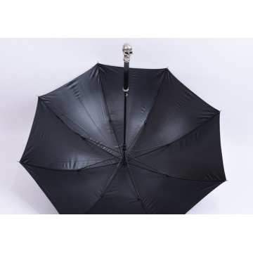 High Permance for Best Folding Business Umbrella,Business Straight Umbrella,Luxury Business Umbrella for Sale Automatic metal Skull Head Compact Windproof Travel Umbrella supply to Argentina Exporter