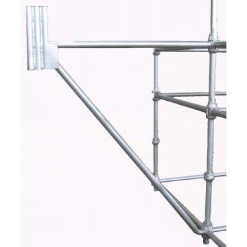 "Cup Lock System Scaffold Cantilever ""A"" Frame"