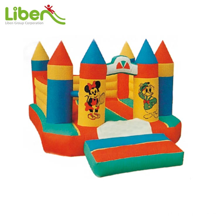 Children indoor inflatable bounce for sale