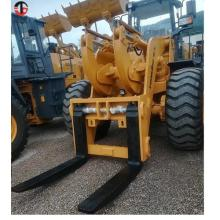 Customized pallet forks for tractor/lader