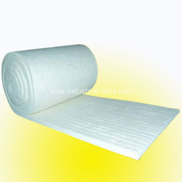 Thermal Performance Aerogel Blanket For Subsea Oil Pipelines