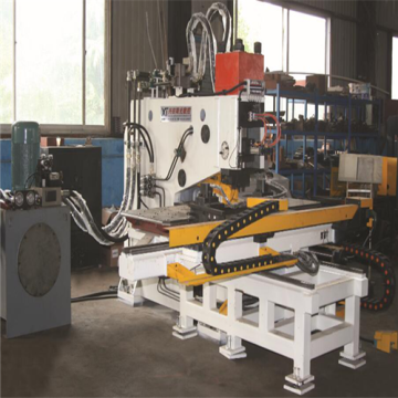 Hydraulic CNC Plate Punching Machines