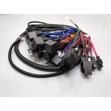 Relay Wire Harnesses for Automative Battery