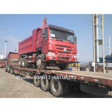 Camion Dompeur Sinotruk Howo d'occasion