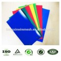 black color virgin materials water proof PE tarpaulin