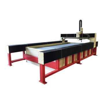 50M/MIN CNC Waterjet Glass Cutting Machine
