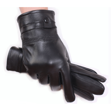 Sheepskin Windproof Warm Cycling Outdoor Sport Gloves