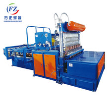 Simple Operation  Reinforcing Wire Mesh Welding Machine