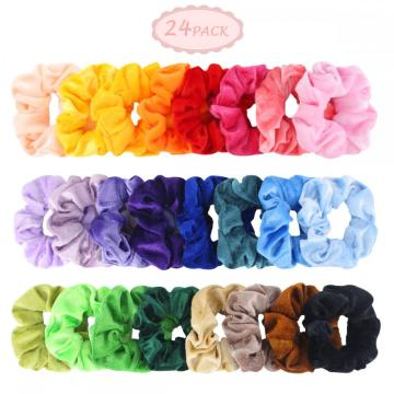 Hair Scrunchies Velvet Hair Ties Hair Bobbles