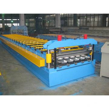1025 wall panel forming machine, new metal sheet rolling machine