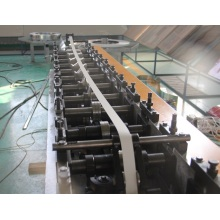 Good Quality for Ceiling Panel Rolling Machine Half Automatic Tee Bar Roll Forming Machine export to Qatar Manufacturers