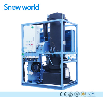 Snow world Tube Ice Machine Philippines 1T