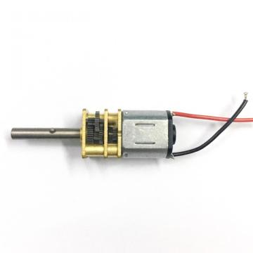 3v N10 positioning pin dc gear motor