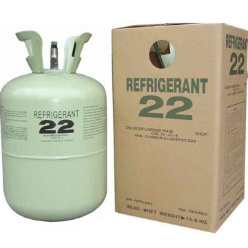 R22 Refrigerant Gas with High Purity
