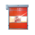 automatic industrial pvc high speed rolling shutter doors