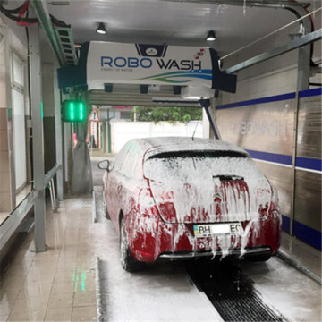 LaserWash 360 Plus car cleaning system