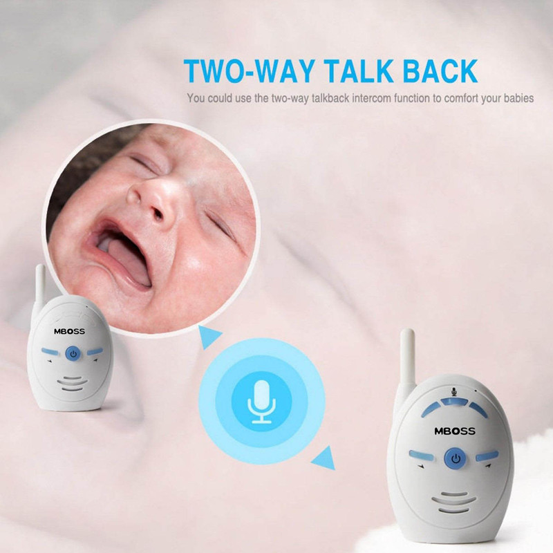 Wireless Transmission Baby Monitor
