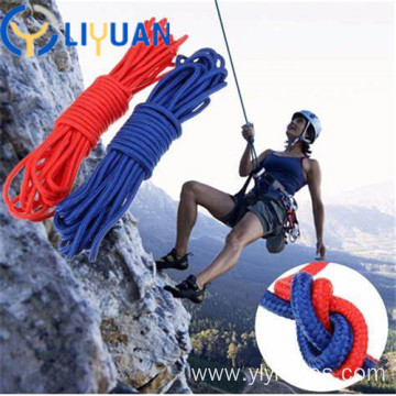 Safety Climbing rope outdoor